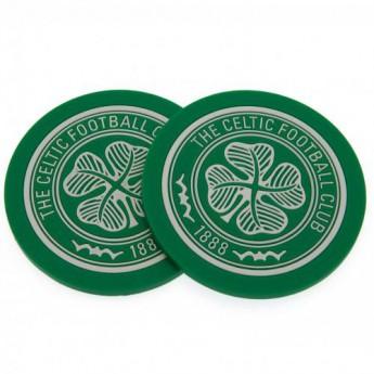 FC Celtic zestaw podkładek 2pk Coaster Set