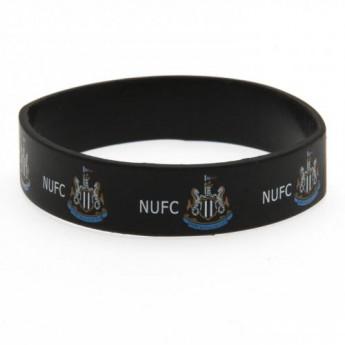 Newcastle United opaska silikonowa Silicone Wristband