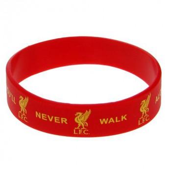Liverpool opaska silikonowa Silicone Wristband