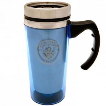Manchester City kubek podróżny Travel Mug