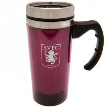 Aston Vila kubek podróżny Travel Mug