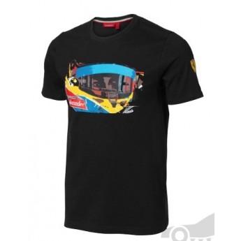 Scuderia Ferrari koszulka nero