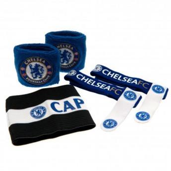 Chelsea zestaw piłkarski Accessories Set blue
