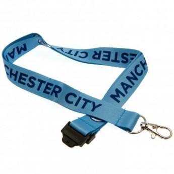 Manchester City brelok Lanyard