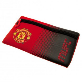 Manchester United piórnik na ołówki Pencil Case