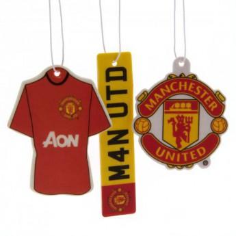 Manchester United odświeżacz powietrza 3pk