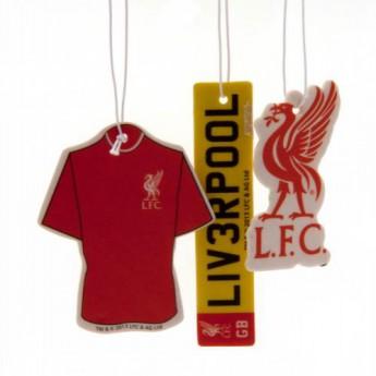 Liverpool odświeżacz powietrza 3pk