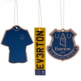 FC Everton odświeżacz powietrza 3pk