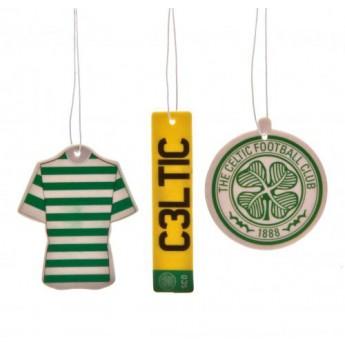 FC Celtic odświeżacz powietrza 3pk
