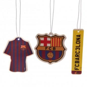 Barcelona odświeżacz powietrza 3pk