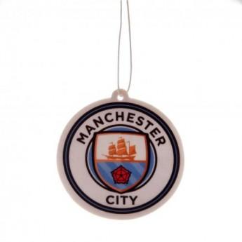 Manchester City odświeżacz powietrza Crest