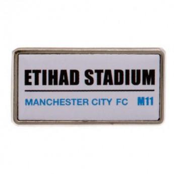 Manchester City pineska Badge SS