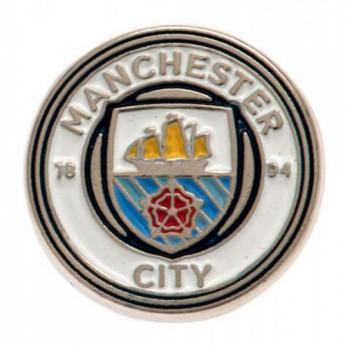 Manchester City pineska Badge