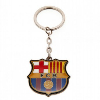 F.C. Barcelona Keyring
