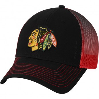 Chicago Blackhawks czapka baseballówka Cross Fade Trucker
