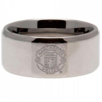 Manchester United pierścionek Band Medium
