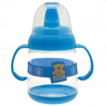 Manchester City butelka dziecięca Sipping Beaker