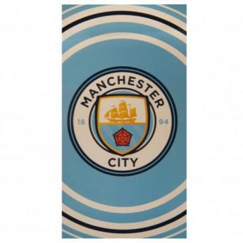 Manchester City ręcznik plażowy PL