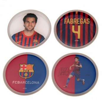Barcelona naklejki 3D Stickers 4pk Fabregas