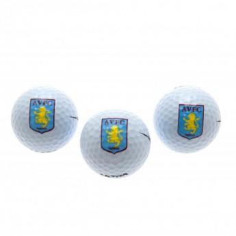 Aston Vila piłki do golfa Golf Balls
