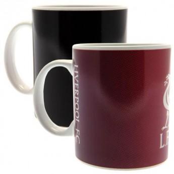 Liverpool kubek Heat Changing Mug GR