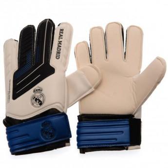 Real Madrid dziecięce rękawice bramkarskie Goalkeeper Gloves Jnr
