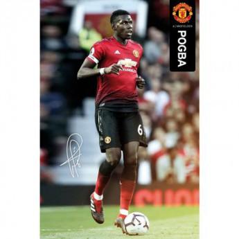 Manchester United plakat Pogba 49