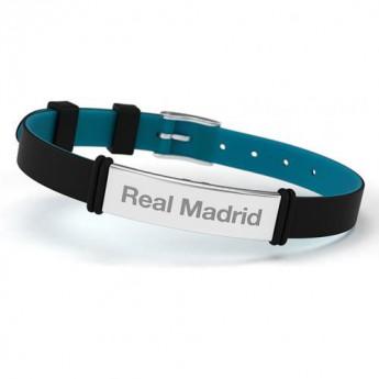 Real Madrid opaska silikonowa Colour Silicone Bracelet