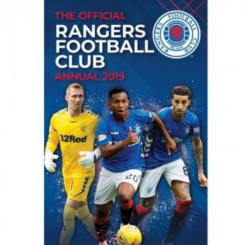 FC Rangers kronika Annual 2019