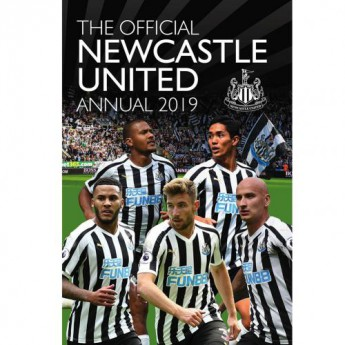 Newcastle United kronika Annual 2019