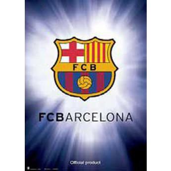 Barcelona plakat logo belisimo