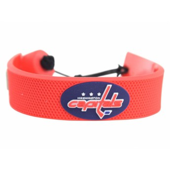 Washington Capitals opaska rubber Red
