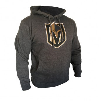 Vegas Golden Knights męska bluza z kapturem grey Core Logo Hood