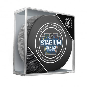 NHL produkty krążek 2019 Stadium Series Official Game Puck