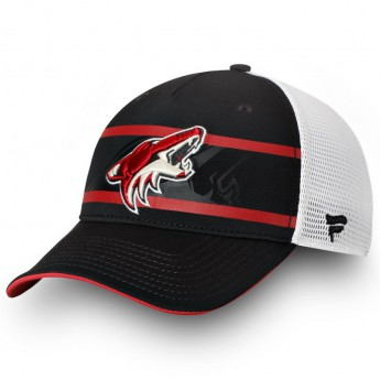 Arizona Coyotes czapka baseballówka Authentic Pro Second Season Trucker