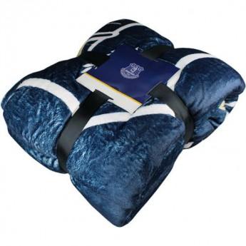 FC Everton koc Fleece Blanket