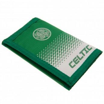FC Celtic portfel nylonowy Nylon Wallet