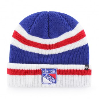 New York Rangers czapka zimowa 47 Shortside Cuff Knit