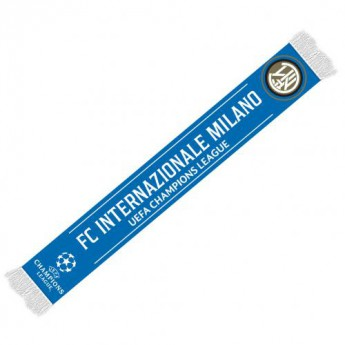 Inter Milan szalik zimowy Champions League Scarf