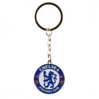 Chelsea brelok do kluczy logo