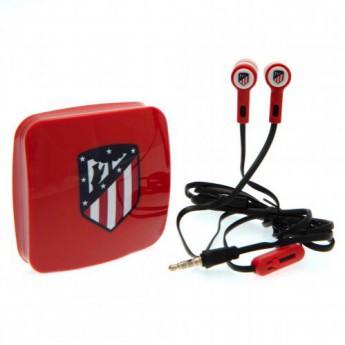 Atletico Madrid słuchawki Earphones