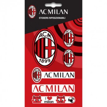 AC Milan naklejki Sticker Set