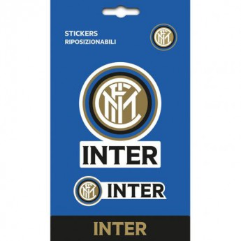Inter Milan naklejka Crest Sticker