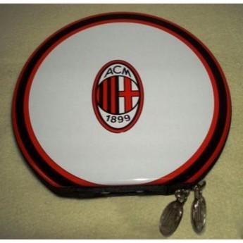 AC Milan etui na płyty bianco