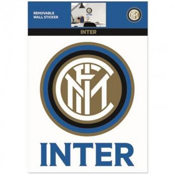 Inter Milan naklejka na ścianę Wall Sticker A4