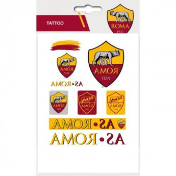 AS Roma tatuaż Tattoo Pack