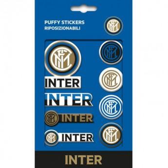 Inter Milan naklejki Bubble Sticker Set