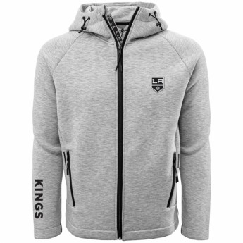 Los Angeles Kings męska bluza z kapturem LW Titan Hoodie Grey