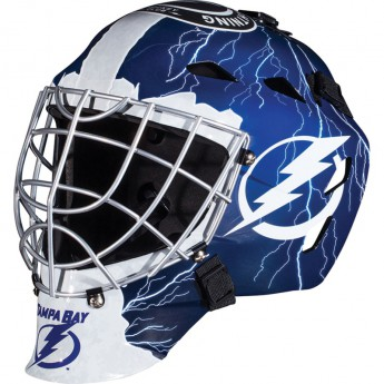 Tampa Bay Lightning maska na twarz Franklin Sports Replica