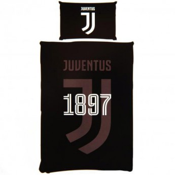 Juventus pościel na jedno łóżko Single Duvet Set